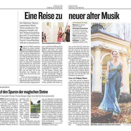Maria-Weiss-saengerin-crowdfunding-favola in musica