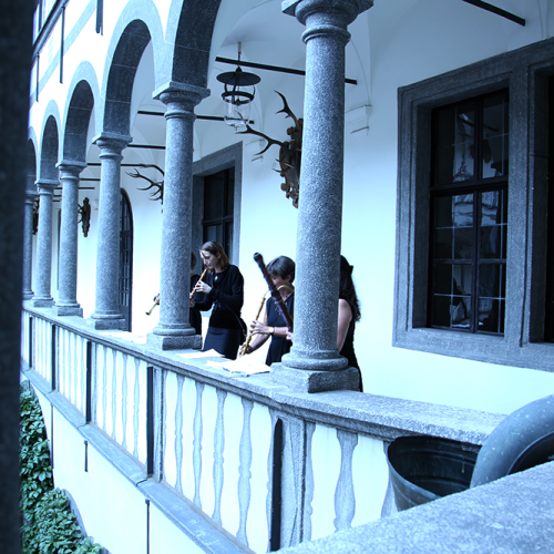 Foto - c - Maria Weiss-Donaufestwochen Orfeo und Euridice Barockorchester
